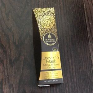 Moroccan Gold Series - Leave-in Mask